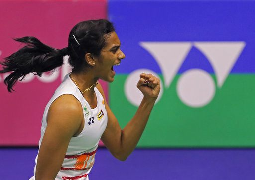 PV Sindhu defeats China's Chen Yufei to enter Dubai Superseries finals