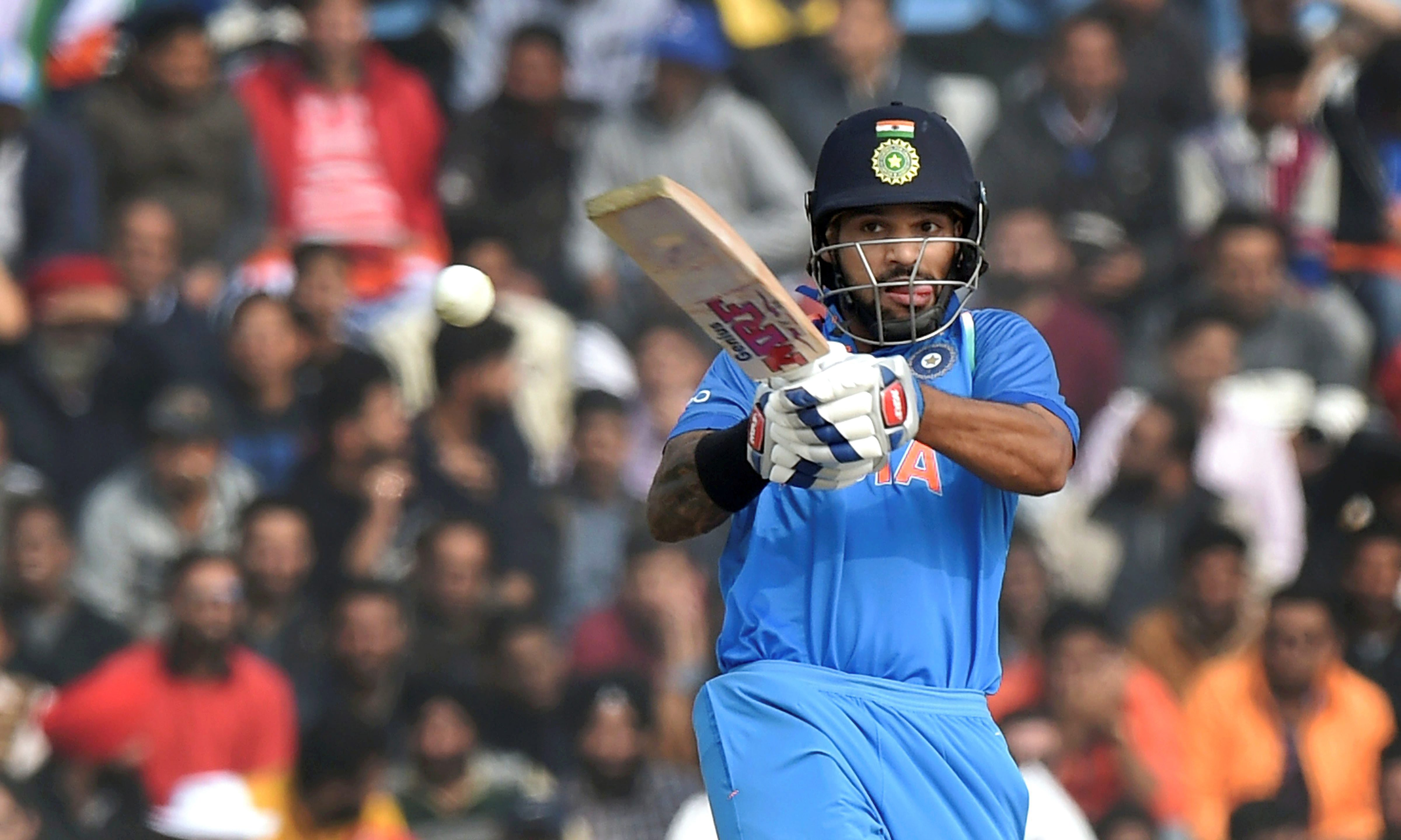 Ahead of South Africa tour, Shikhar Dhawan says batsmen learning from mistakes