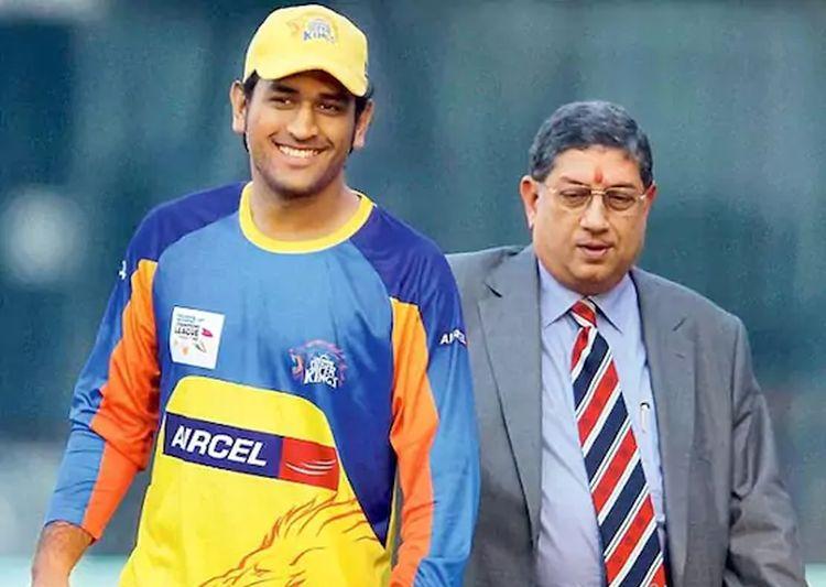 IPL 2018: MS Dhoni, N Srinivasan reunite as Chennai Super Kings start training at Chepauk