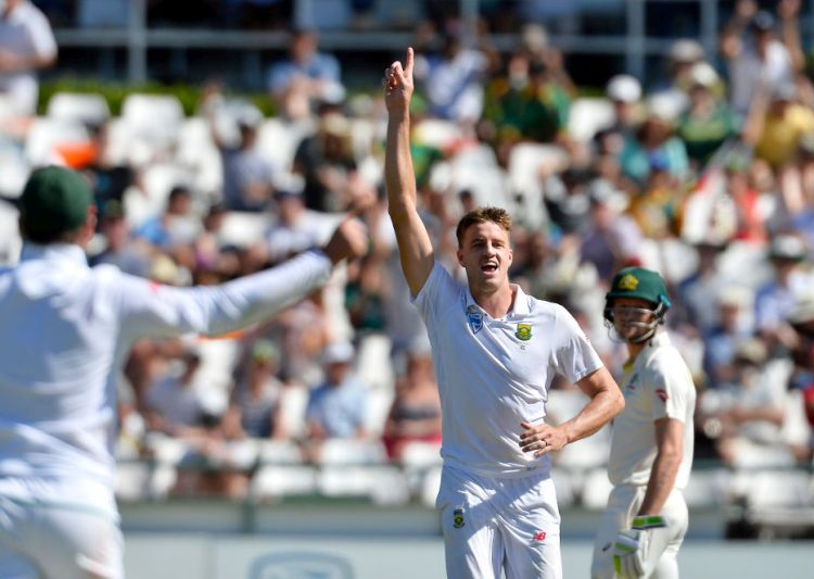 3rd Test: Morne Morkel reaches 300 wickets as South Africa dominate Australia on Day 2