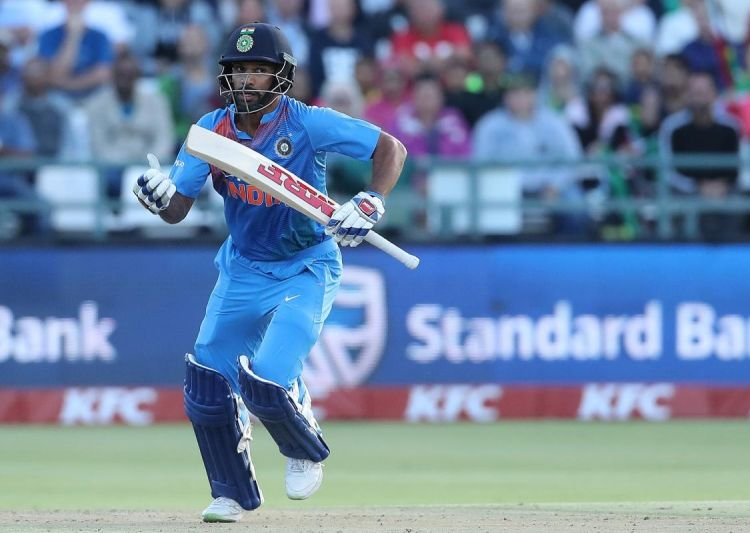 Performance in South Africa helped me win an A+ contract: Shikhar Dhawan