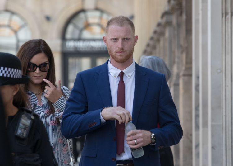 Ben Stokes cleared of affray after brawl outside Bristol club