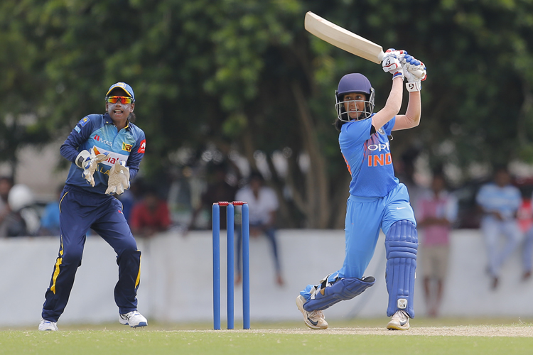 Jemimah Rodrigues smashes 57 as Indian women beat Sri Lanka in 3rd T20I by 5 wickets