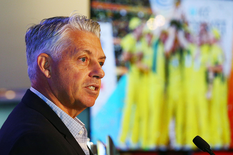 India-Pakistan should resolve their issues on bilateral basis, says ICC CEO David Richardson
