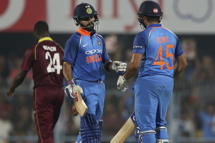 India vs West Indies: Told Rohit Sharma to play anchor role when I was attacking Windies bowlers, says Virat Kohli