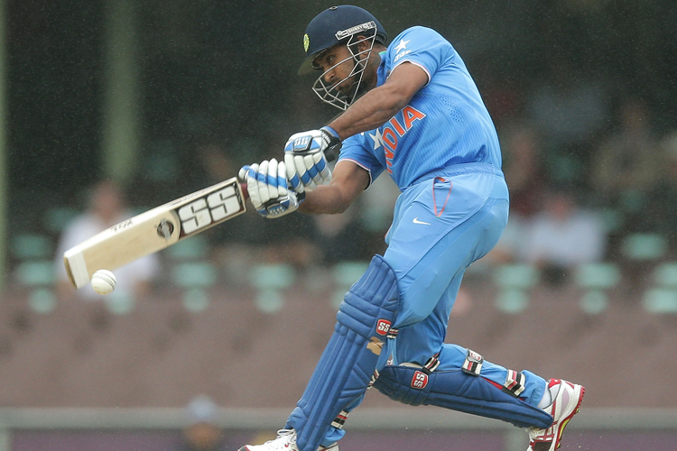 Virat Kohli bets on Ambati Rayudu to be the final piece of India's middle-order jigsaw