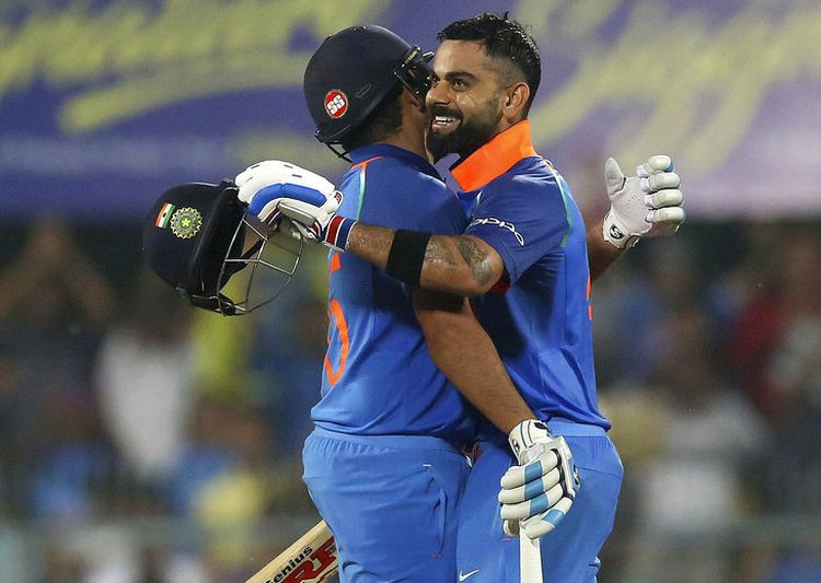 1st ODI: Virat Kohli, Rohit Sharma's blitzkrieg helps India crush West Indies to take 1-0 lead