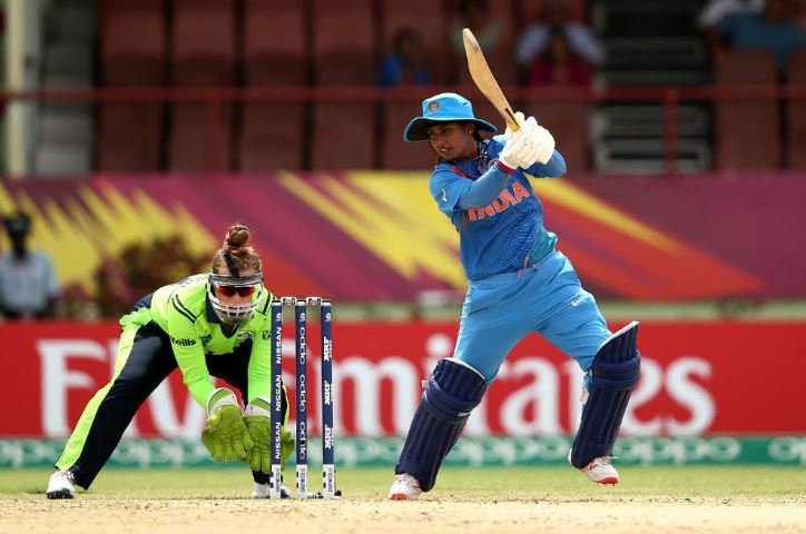 ICC Women's World T20: Mithali, spinners shine as India thrash Ireland to enter semi-finals
