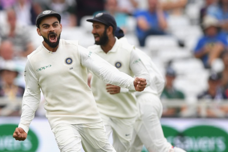 Virat Kohli happy to play 'without altercation' during India's tour of Australia