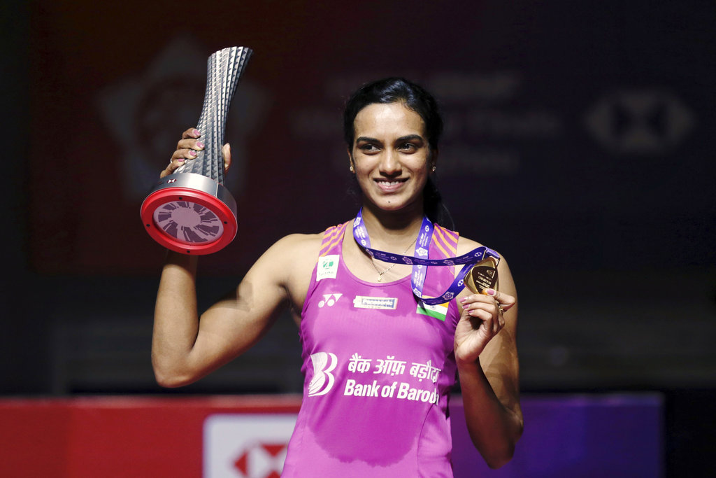 World Tour Finals: Sindhu creates history by becoming the first Indian to win gold