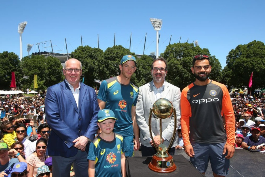 Cricket Australia announces full schedule of India's tour of Australia 2020-21