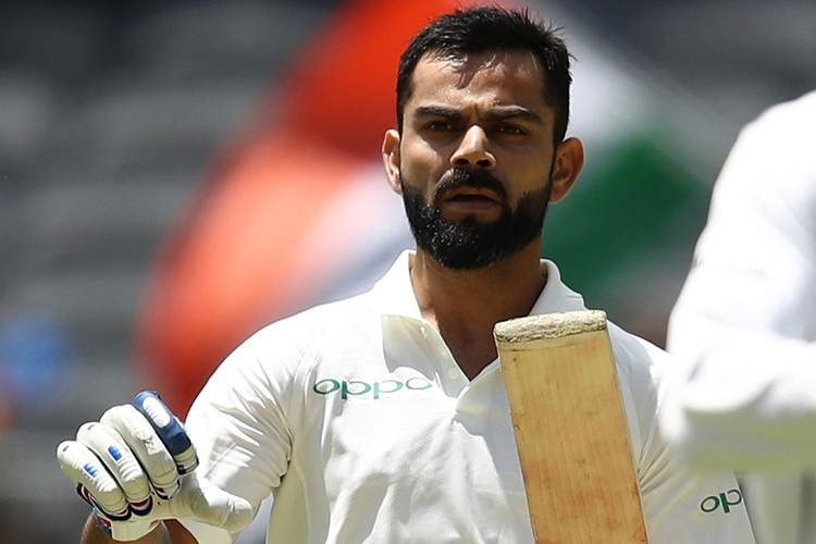 Was Virat Kohli given out wrongly? Twitter heats up in debate
