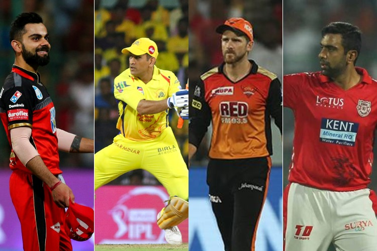 IPL 2019 Auction: How the 8 teams look like for next season