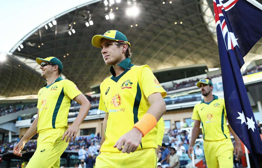 Zampa, Stanlake roped in as Australia announce playing XI for series decider against India