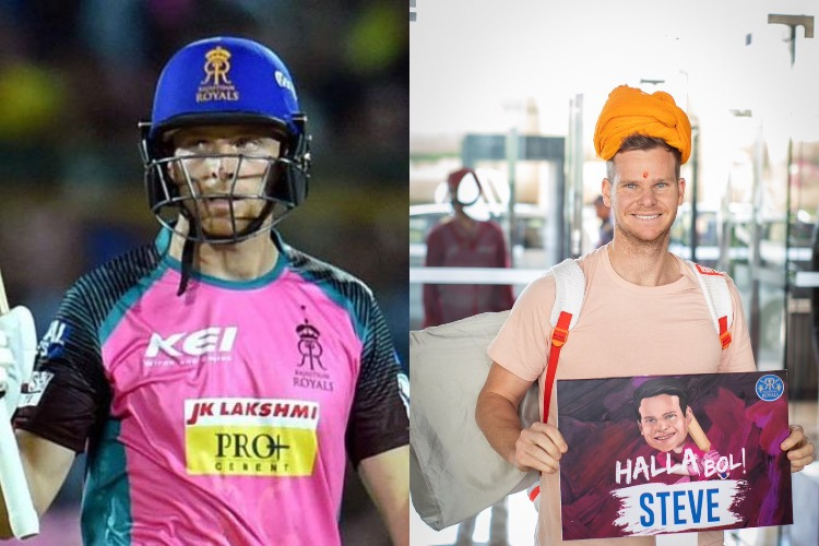Jos Buttler is one of the most destructive batsmen in the world: Steven Smith heaps praise on his Royals' teammate