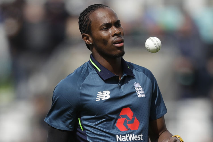 Archer replaces Willey in England's 2019 World Cup squad, Dawson and Vince also added