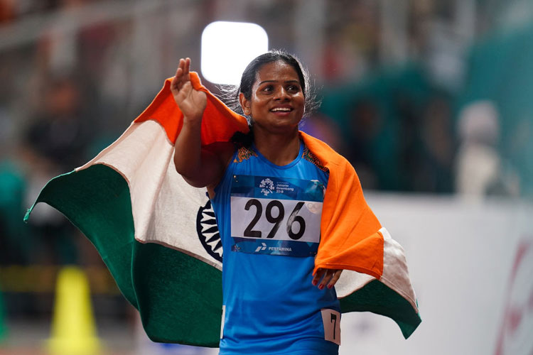 Dutee Chand faces expulsion from family after revealing same-sex relationship