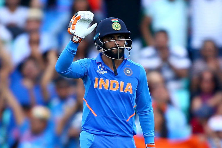 World Cup 2019: Rohit Sharma congratulates Ravindra Jadeja for his hard-fought innings against NZ | Watch Video