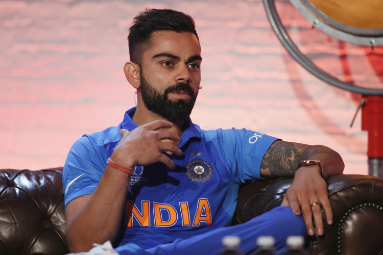 It's just another game you need to win as a team: Virat Kohli on India-Pakistan 2019 World Cup clash