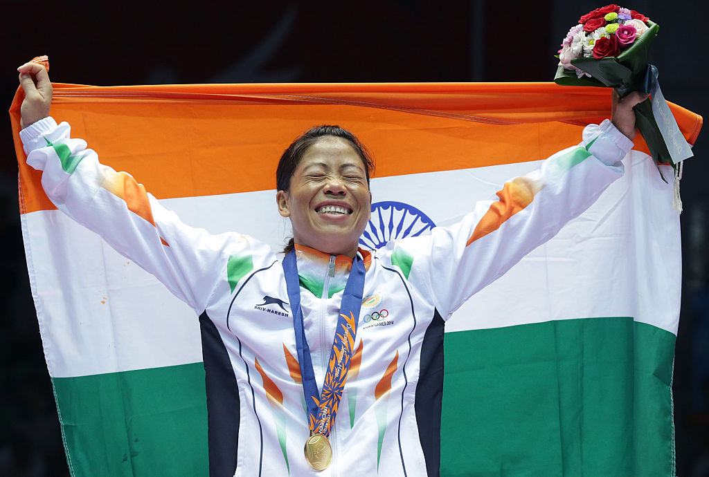 Mary Kom assures medal at Indian Open boxing tournament