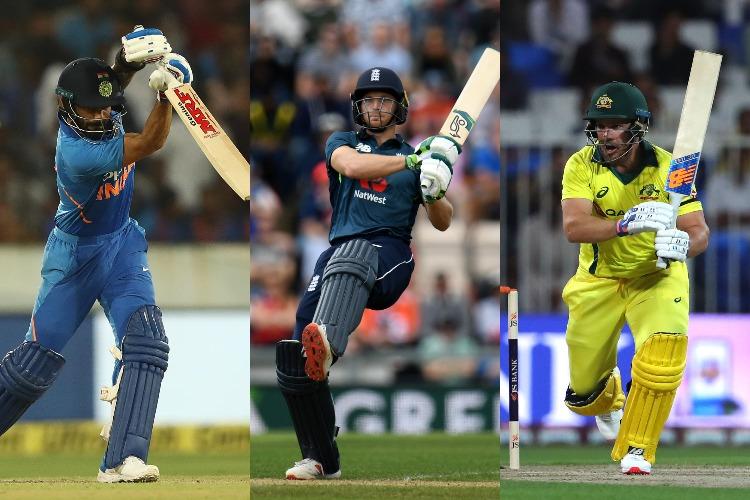 Mark Waugh picks Kohli, Buttler and Finch as his top 3 batsmen in 2019 World Cup
