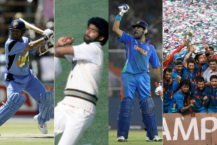 STATS: Records held by Indian players in ICC World Cups