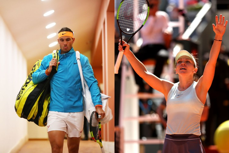 French Open 2019: Rafael Nadal, Simona Halep defend titles