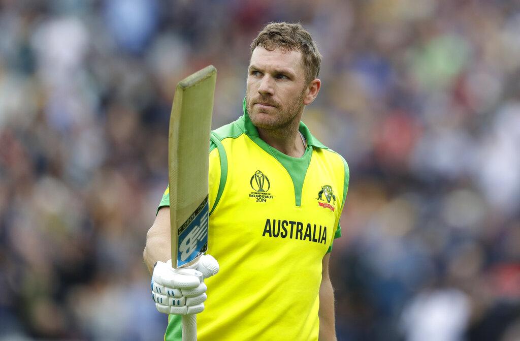 2019 World Cup: Aaron Finch slams 15th ODI century during England-Australia clash