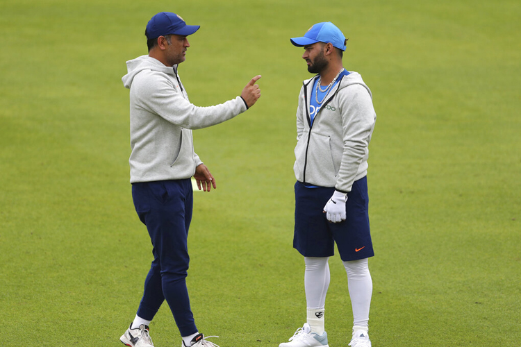 2019 World Cup: ICC approves Rishabh Pant as India's replacement for Shikhar Dhawan