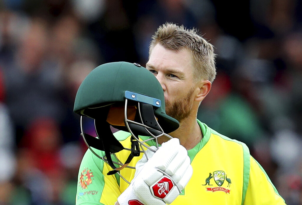 David Warner enforces authority with his 2nd century of 2019 World Cup against Bangladesh