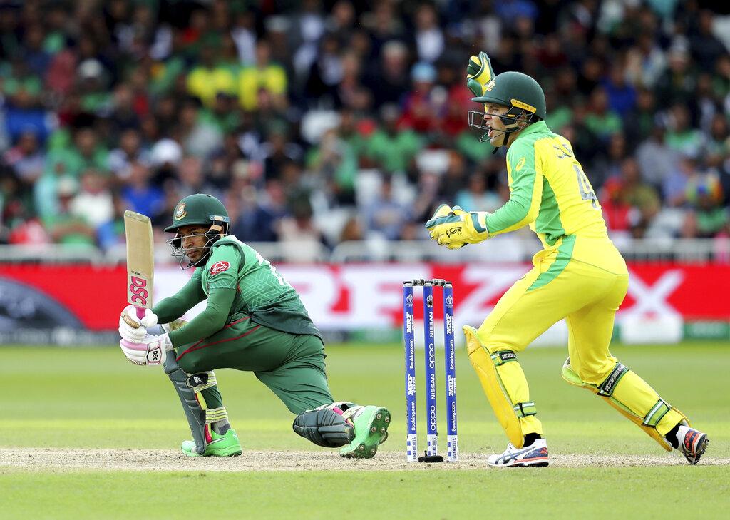 Australia vs Bangladesh, Live Cricket Score, World Cup 2019: Rahim leads Bangladesh's fightback with fifty