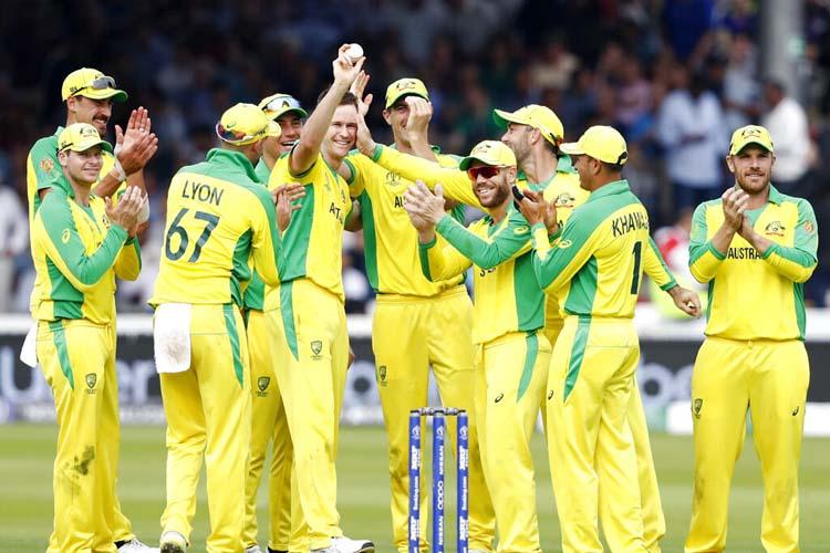 CWC 2019: Finch, Behrendorff star as Australia outclass England by 64 runs on way to semis