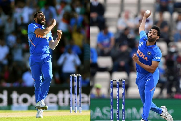 2019 World Cup: Tendulkar picks Bhuvneshwar Kumar over hattrick-hero Shami for Windies clash