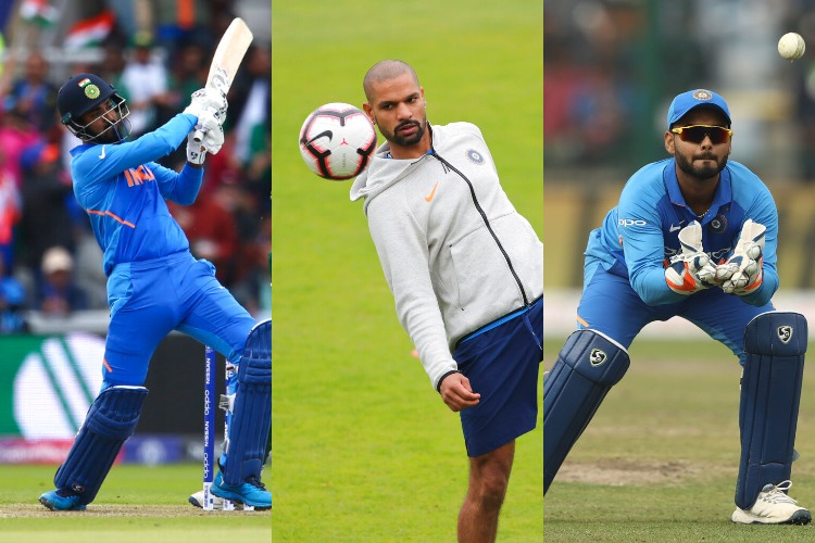 Clarity for KL Rahul, Rishabh Pant is finally in: Here's what Dhawan's absence means for Team India