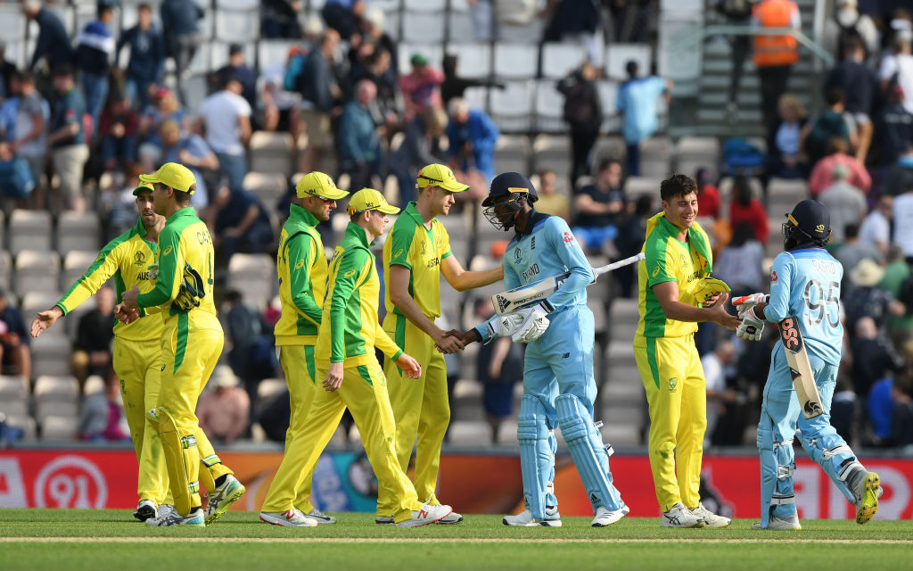 CWC 2019: Rivals lock horns at Lord's as England seek rebound win at Australia's expense