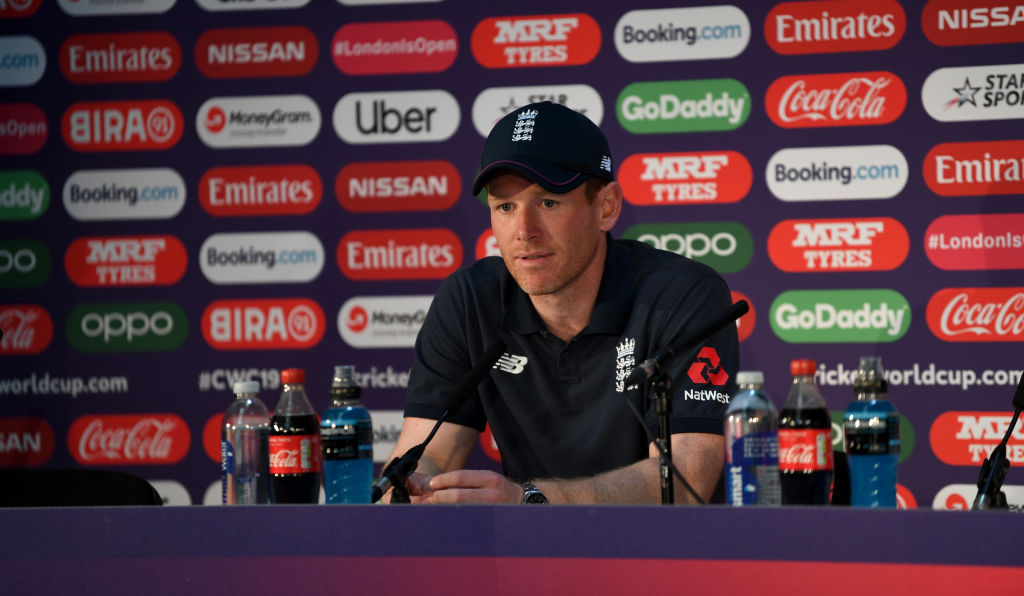 2019 World Cup: Eoin Morgan content to let fans yell what they want at Smith, Warner