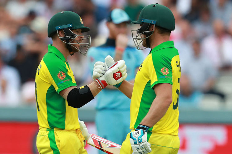 2019 World Cup: Skipper Finch backs watchful Warner, says pitches 'demanded respect'