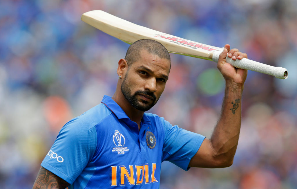 2019 World Cup: Ruled out of World Cup, Shikhar Dhawan says 'the show must go on'