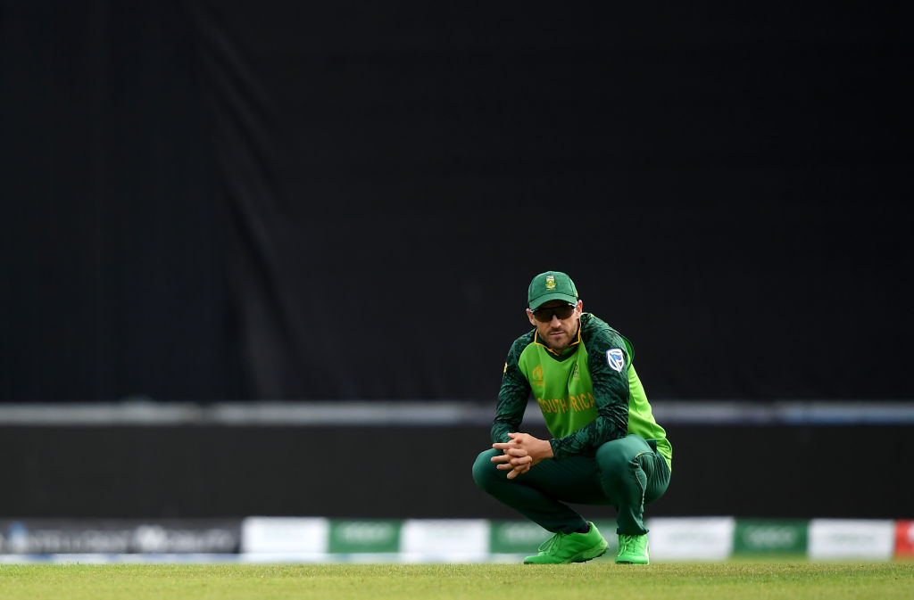 2019 World Cup: South Africa choke before they actually could have choked