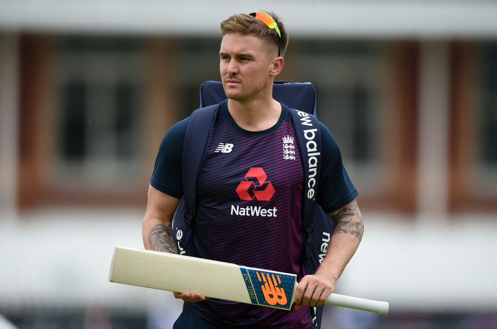 2019 World Cup: Jason Roy ruled out for England's crunch clash against Australia at Lord's
