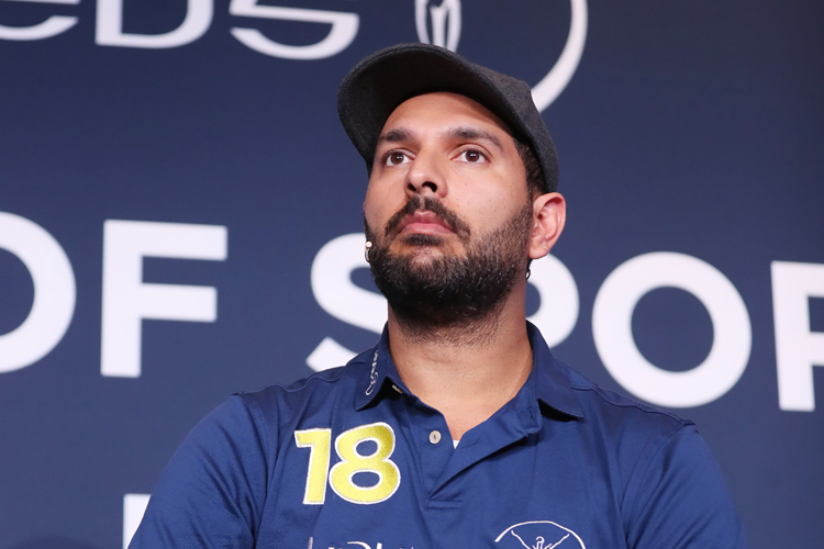 Yuvraj Singh picked by Canada's GT20 side Toronto Nationals as Marquee Player in draft