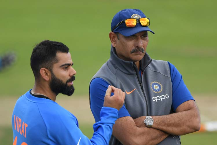 Ravi Shastri remains popular choice to continue as India's head coach: Reports