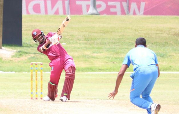 4th Unofficial ODI: Chase, Thomas star as West Indies A pip India A by 5 runs