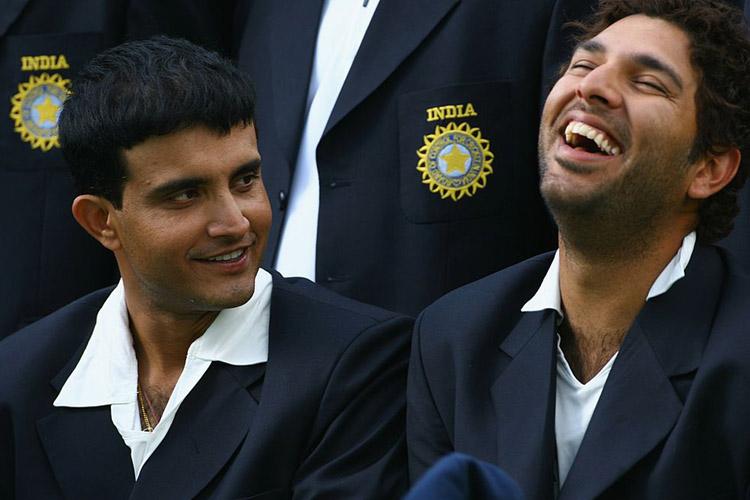 Brian Lara ask Sourav Ganguly 'what's Dadagiri', Yuvraj Singh has an epic reply for Lara's question
