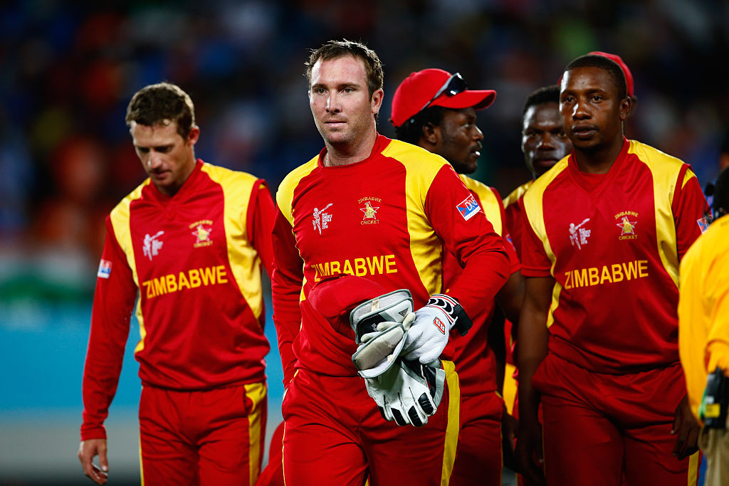 Zimbabwe Cricket suspended with immediate effect over government interference