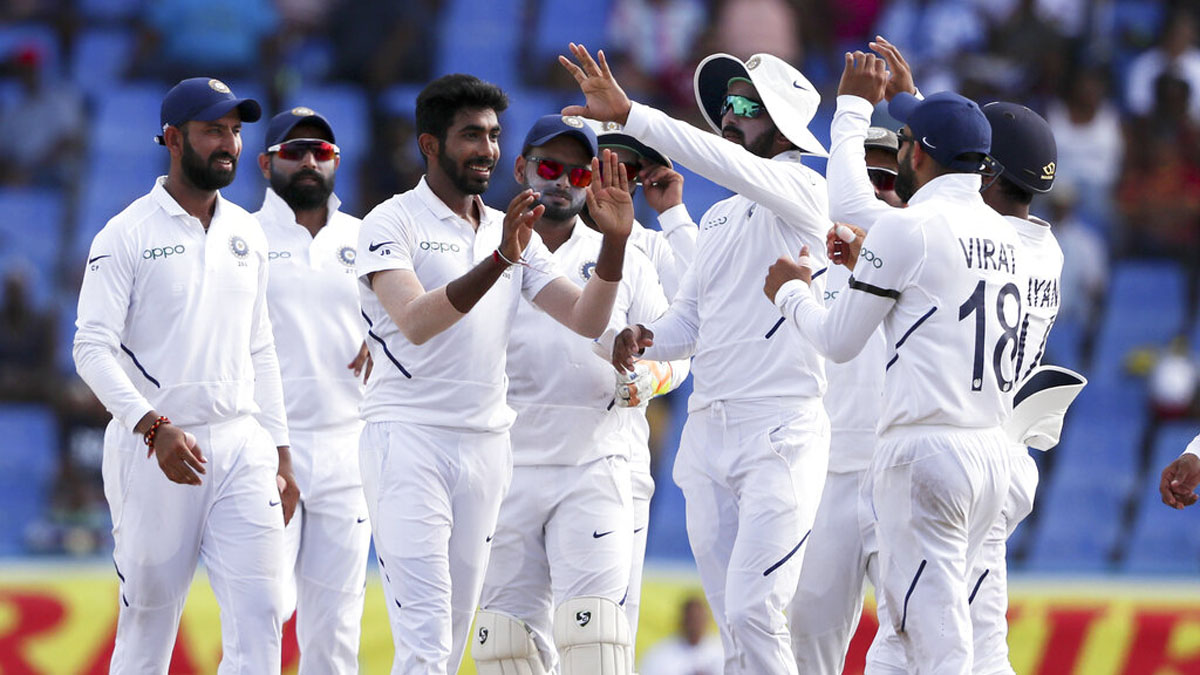 India vs West Indies, 1st Test: Rahane, Bumrah star as India register biggest away win in their history