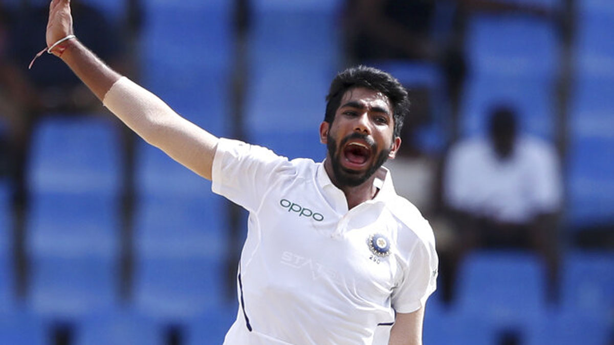 India vs West Indies: Jasprit Bumrah creates stunning Asian record after five-wicket haul in 2nd innings