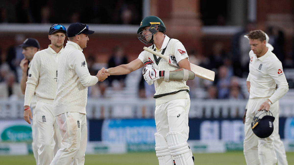 Ashes 2019, 2nd Test: Australia salvage draw at Lord's, stay 1-0 ahead over England