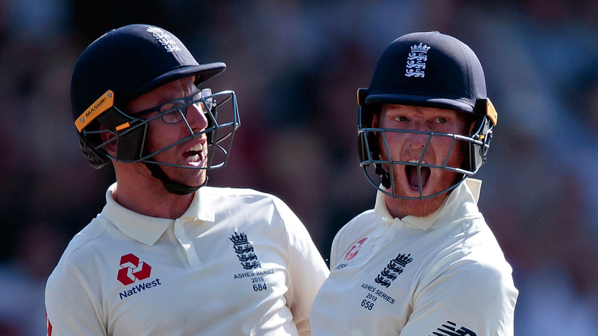 Ashes-saving ton right up there with World Cup win: Ben Stokes