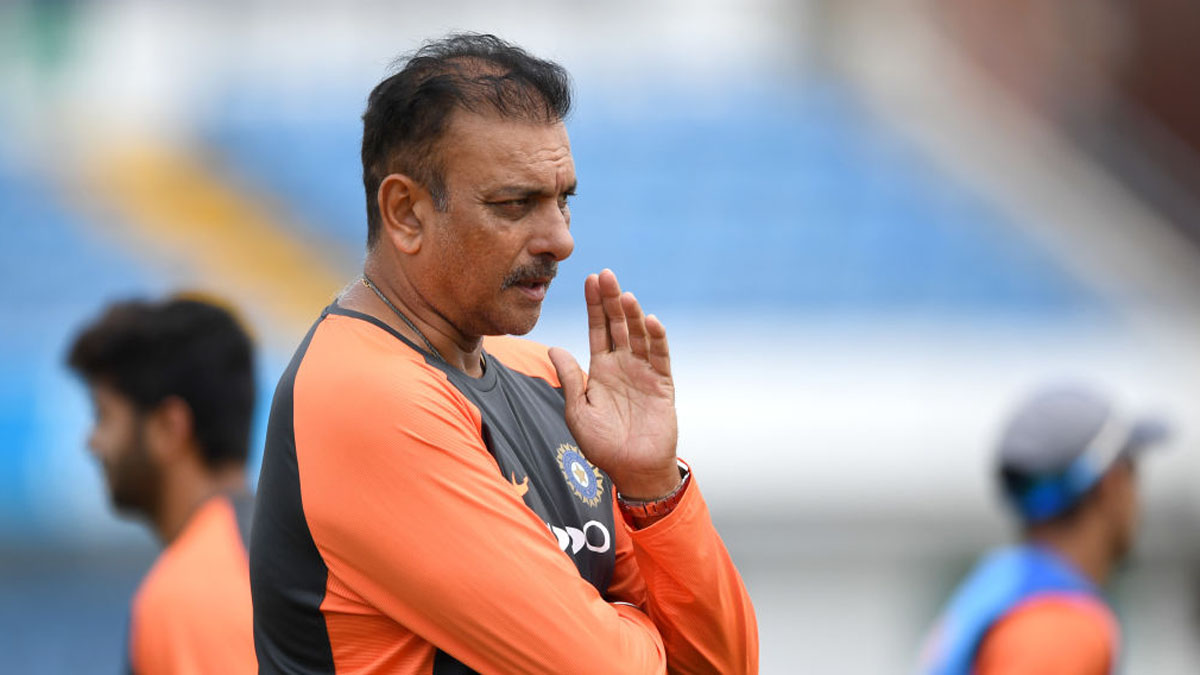 Team India's head coach Ravi Shastri confirms new number 4 in ODIs